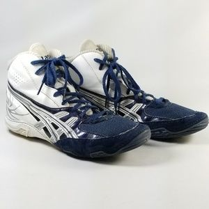 Asics Mat Wrestling Shoes Cael V4.0